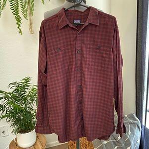 Patagonia Men's Long-sleeved Organic Cotton Shirt